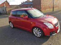Suzuki Swift 1.6 ( 123bhp ) Sport 2008 very sporty