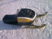 Vintage Sleds and parts FACEBOOK PAGE