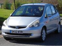 HONDA JAZZ 1.4i-DSI SE SPORT, 2 OWNERS,LONG MOT,LOW TAX,EXCELLENT DRIVE