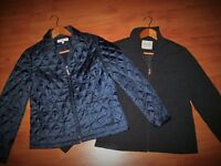 LOT 2 WNS MANTEAUX PRINTEMPS AUTOMNE JACKET SIZE MEDIUM / LARGE City of Montréal Greater Montréal Preview