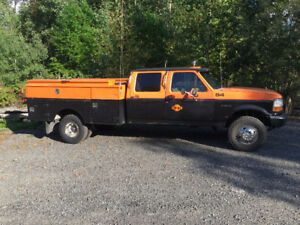Ford Super Duty 1994