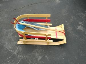 Antique sled