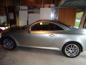 2002 Lexus SC Convertible(on hold till the end of May)