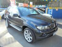 2006 56 BMW X5 3.0 TD SPORT AUTO 4X4 IN CARBON BLACK # FULL SERVICE HISTORY #
