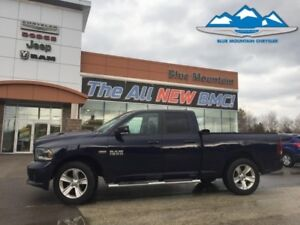 2015 Ram 1500 Sport  ACCIDENT FREE, LOCAL TRADE, LEATHER HEATED!