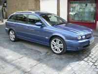 Jaguar X-TYPE 2.2D 2006MY Sport