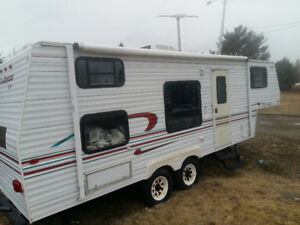 Jayco 5th wheel 1998 255