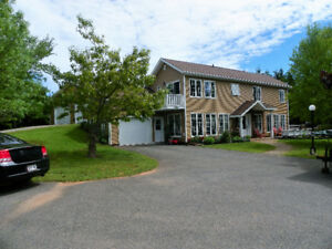 WaterFront3 Bdrm 2 bath home,30x40 garage plus 2 storey workshop