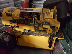 Good Used Condition Hydraulic Metal Cutting Band Saw for Sale