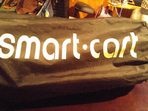 BRAND NEW Smart Cart Golf Collapsible Trolley with carry case