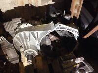 Vw transporter t5.1 5speed 2.0tdi MQT gearbox