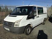 Ford Transit 2.2TDCi Duratorq ( 85PS ) 280S ( Low Roof ) Double C 280 SWB