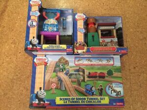 Thomas the Train - set of 3 new in box sets Kitchener / Waterloo Kitchener Area image 1