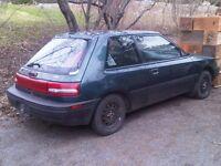 1993 Mazda 323 DX Other