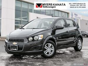 2015 Chevrolet Sonic LT Sedan/Hatch  - Heated Seats