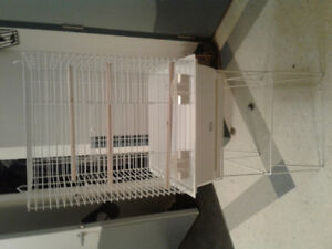 Large Square Hagen Bird Cage For Sale