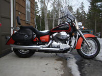 2006 Honda Shadow VT750 (Aero)