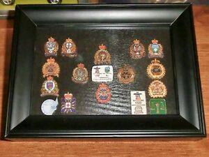 POLICE PIN SET - Vancouver Olympics Security Unit