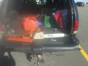 Selling my Chainsaw