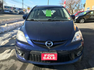 2008 Mazda Mazda5. 6 PASSENGER .LOCAL LADY OWNED...SUNROOF!!
