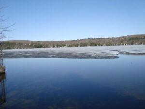 Chalet vacances au lac