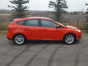 2015 Ford Focus SE                Has Only 2.500km