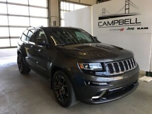 2015 Jeep Grand Cherokee SRT  - Navigation -  Leather Seats