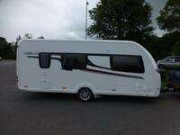 Swift Elegance 530 4 Berth Caravan 2016