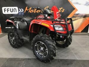 2014 Arctic Cat Mud Pro 700 Limited