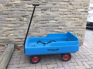 """CarryAll"" Wagon for Sale"