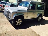 2005 Land Rover Defender 90 Td5 XS A/C County Station Wagon
