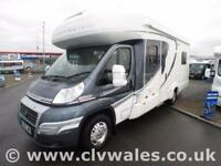 Auto-Trail Tracker RB Island Bed Motorhome MANUAL 2014