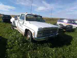 Chevy and GMC trucks and Parts