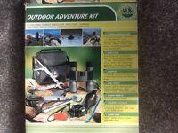 Outdoor Adventure Kit with Binoculars