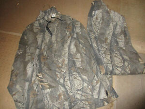 Mens  Mesh Med light Summer Camo Jacket and pants $20.00