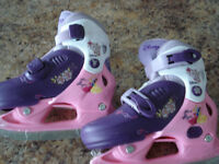 Disney Princess Girls Skates