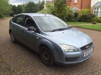 Ford Focus 1.6tdci 1 year mot 55plate new shape