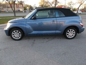 2006 Chrysler PT Cruiser Touring  Turbo Convertible, SAVE $$$