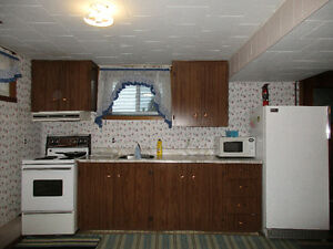 Furnished One Bed Room  Apt.in Ignace