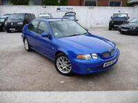 2005 MG ZS 1.8 120, LOW MILEAGE, 12M MOT, EW CD RCL, STUNNING EXAMPLE