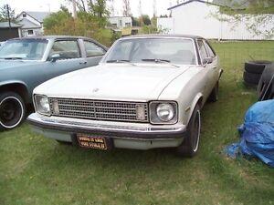 1975 Chevy Nova LN