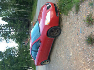 2007 Pontiac G6 Red Other