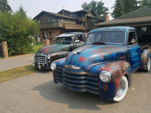 1950 Chevrolet 1/2 Ton pickup truck