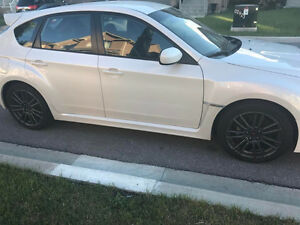 2013 Subaru Impreza WRX STi Hatchback Accident/rust free!