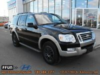 2010 Ford Explorer Eddie Bauer 7 pass 7 passenger Leather Blueto