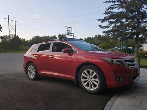 2013 Toyota Venza *nav *rear DVD *pano roof *fully loaded!