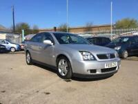 Vauxhall Vectra 2.2i 16v Direct auto 2005 silver Design AUTOMATIC