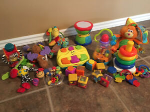 Multiple Toys for baby