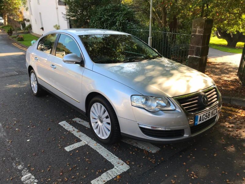 Volkswagen Passat 2 0tdi S Auto Dsg 2008 Highline In Swansea Gumtree
