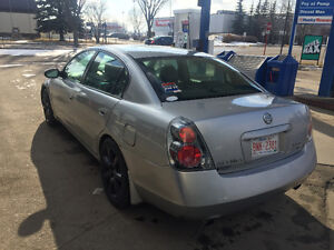 2006 Nissan Altima Sedan parts car or swap out the motor